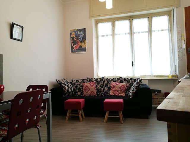 BILOCALE CIRIE' (REGGIA DI VENARIA) - Ciriè - Lägenhet