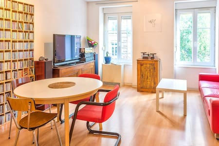 Spacious and comfortable Apartment - Straatsburg - Appartement