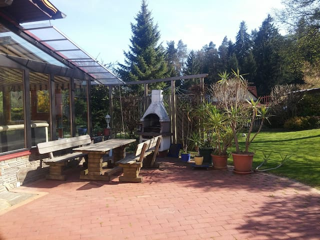 Quiet and Relaxed House with big garden near Graz - Badegg - Casa de huéspedes