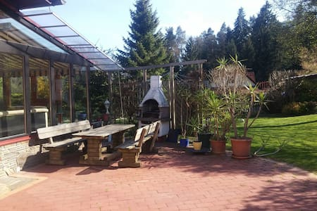 Quiet and Relaxed House with big garden near Graz - Badegg - Gästehaus