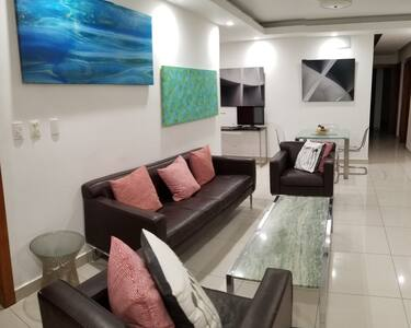 Prime Location-3BR Apartment with Terrace