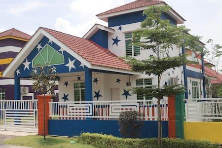 4-Bedroom Vacation Home - Kedah - 度假屋