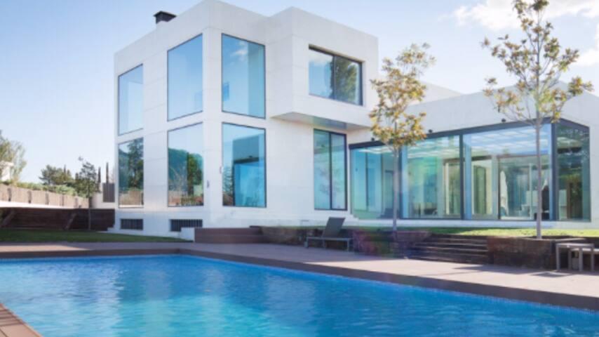 Espectacular Villa en la Moraleja, Madrid