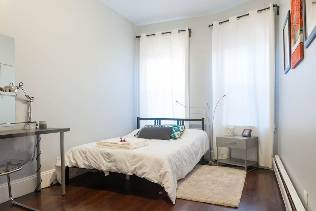Large Pre War Apartment Bedroom One Apartments For Rent In Jersey City New