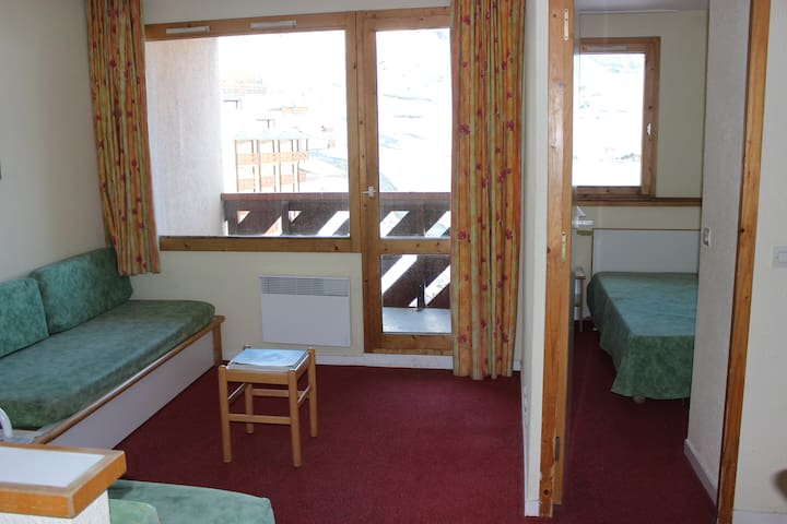 RESIDENCE NAZCA SKI AUX PIEDS 4 PERS. - Val Thorens - Appartement