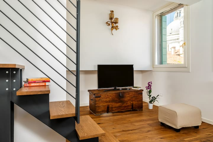 Punta della Dogana Luxury Suite up to 5