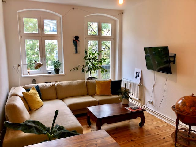 2 cozy Rooms near Ostkreuz