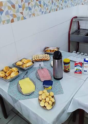 Pousada Brasil - Familia com frigobar