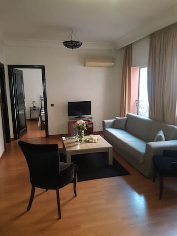 Modern flat in the heart of Marrakech, Gueliz - Marrakech - Flat