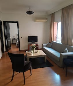 Modern flat in the heart of Marrakech, Gueliz - Marrakech - Huoneisto