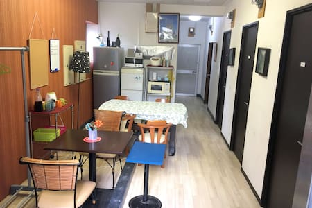 Guest house 10 minutes from Haneda Airport # 203 - Entire Floor