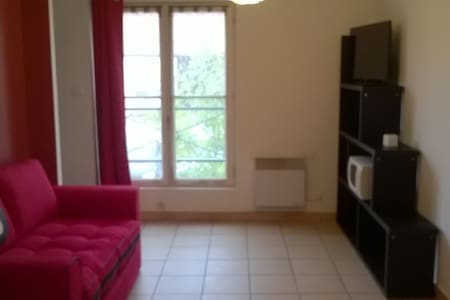 Appartement F2 entre Reims et Rethel - Roizy