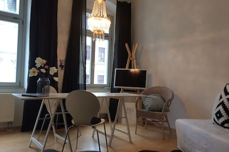 Cozy studio in top location! - Dresden - Apartamento
