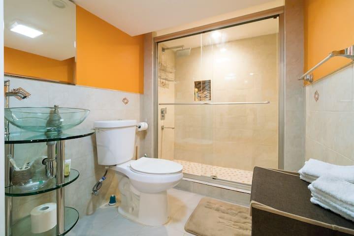 Contemporary & Clean 1 bdrm Apartment(Lower Level)