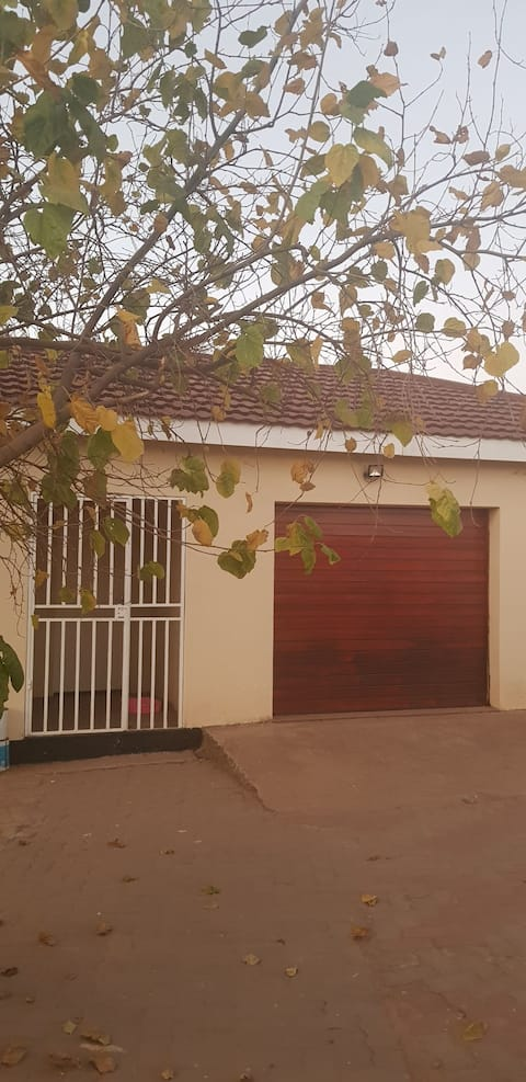 Secure & Private space just outside Gabs