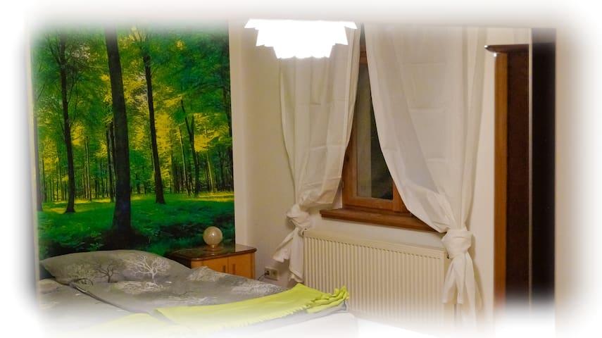 Gästezimmer mitten in der Natur - Leisnig - Aamiaismajoitus
