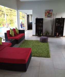 Amazing House surrounded by nature Near Airport - Alajuela