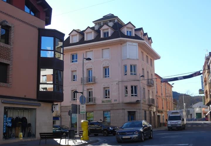 Apartamentos Ainsa - Edificio Aguilas -