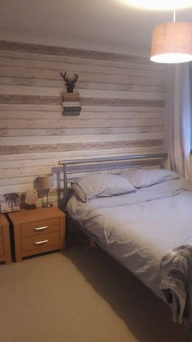 1 Double Bedroom In Nice House Near To Station - Saint Helens - Huis