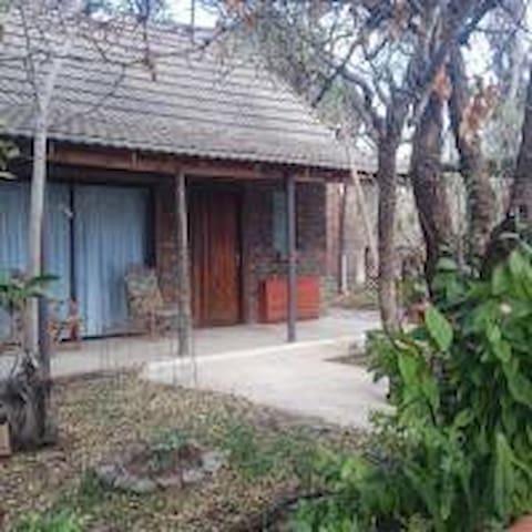 Kruger ZAZU cottage
