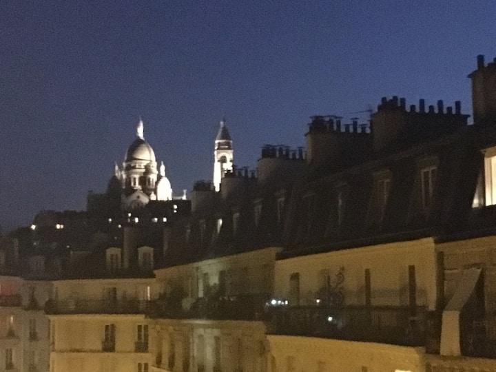 Cosy Parisian apartment Montmartre/Château Rouge