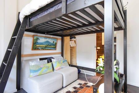Comfy, compact, cool + ensuite - Preston - Casa