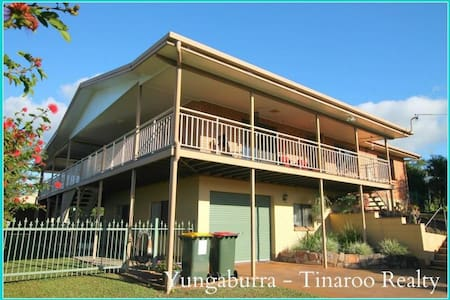 Off the Wallaby Accomodation! - Yungaburra