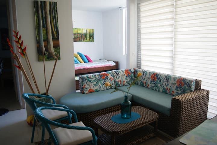 Hermoso apartamento en Ricaurte, Cundinamarca