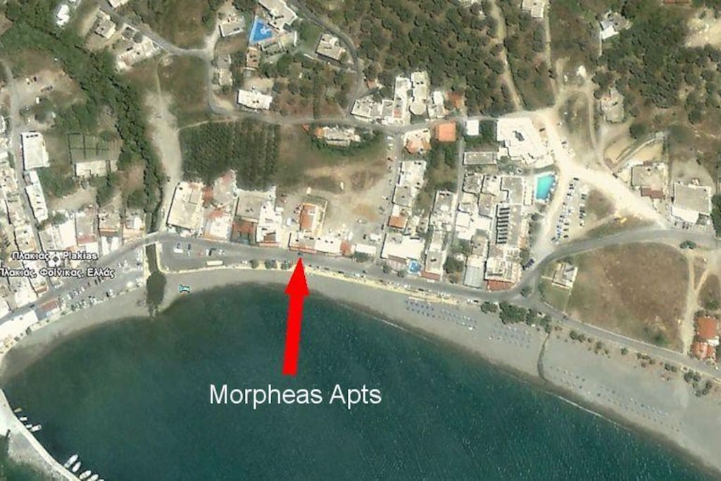 Morpheas position