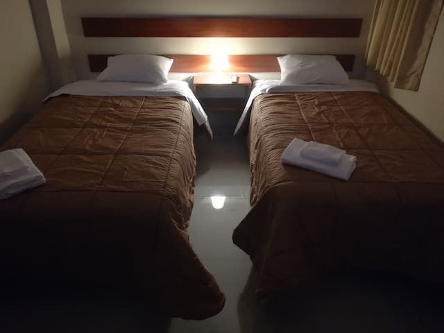 El Nopal Hotel - Double Room