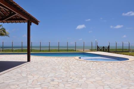 Aconchegante casa beira mar Maria Farinha - Paulista