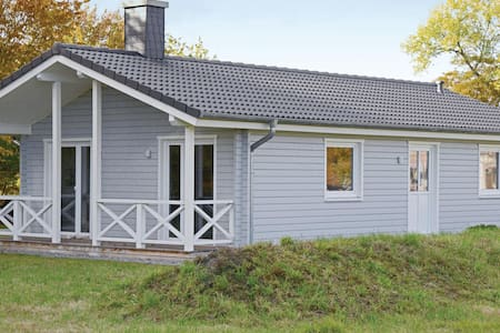Holiday cottage with 2 bedrooms on 60m² in Heidmühlen OT Klint