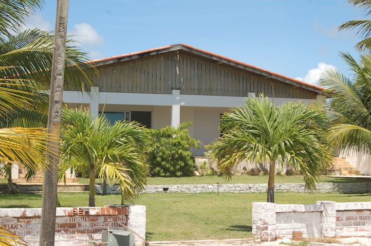Brasilien Haus mit eigenem Strand bei Recife