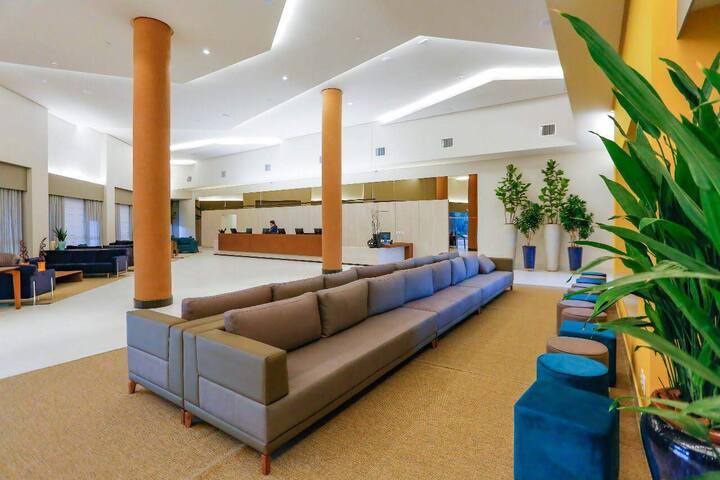 Acomodação em Olimpia Park Resort-Enjoy