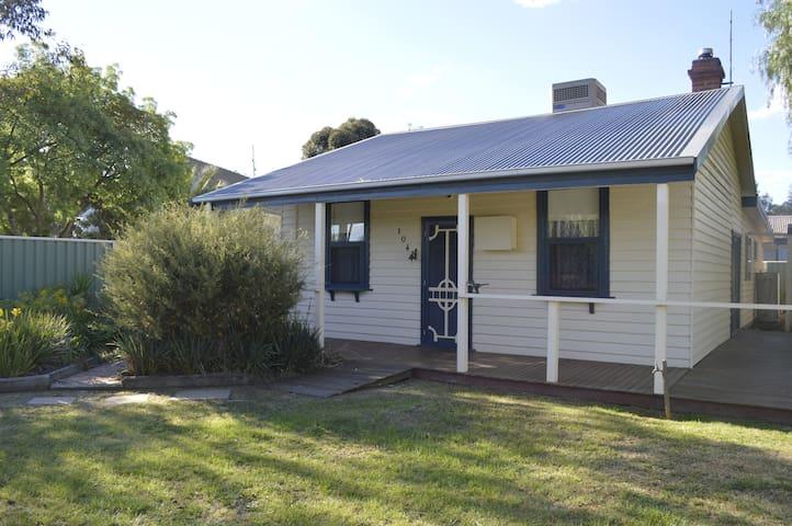 The Eastside Cottage