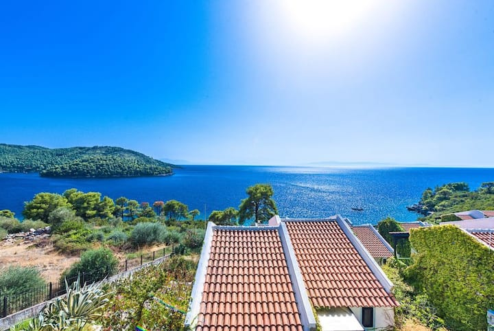 Adrina Beach Hotel Sea View Maisonette