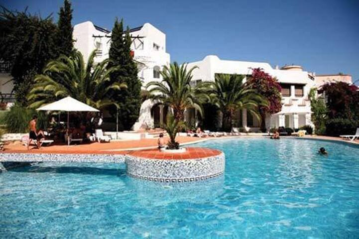 Apartamento Aldea Bonsai Santa Eulalia Ibiza - Santa Eulària des Riu - Apartment