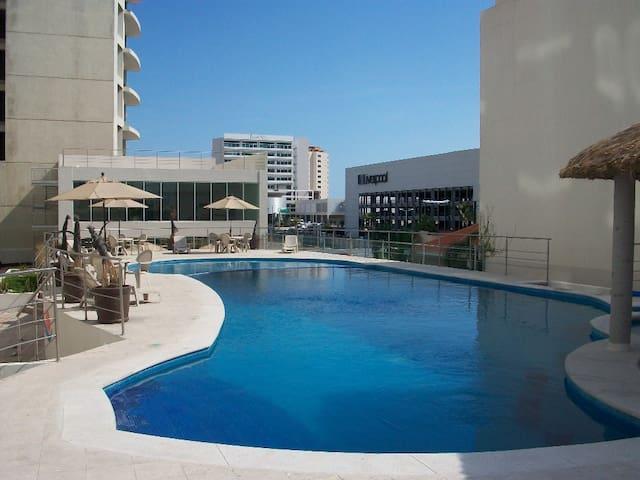 Departamento en Boca Towers - Boca del Río - Apartamento