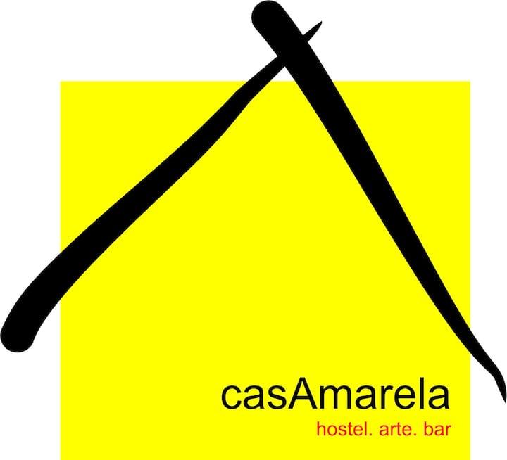 Hostel .arte. bar casa amarela