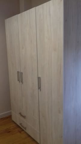 Wardrobe in bedroom #1 Ντουλάπα υπνοδωματίου