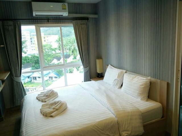 The Sea Condo (Room for Holiday ) in Aonang  Krabi