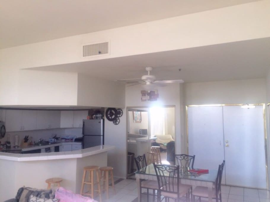 Kitchen- Fully Equipped