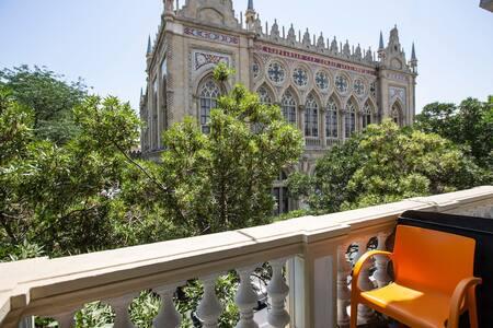 Новая Квартира в самом центре Баку, с трансфером