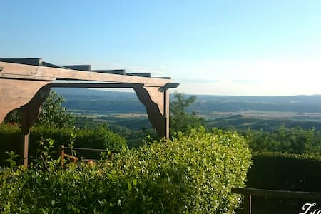 Umbria in the green SPECIAL x 2 - Lugnano in Teverina - Bed & Breakfast