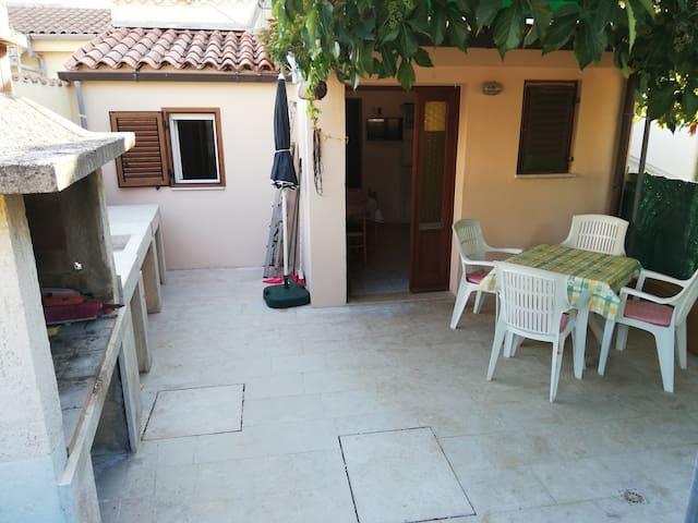 Pogana apartment Edi*** with terrace