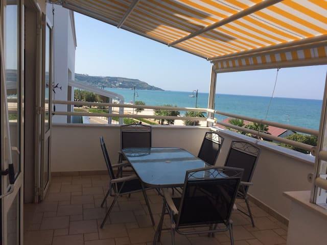 Appartamento con vista mare Fossacesia marina