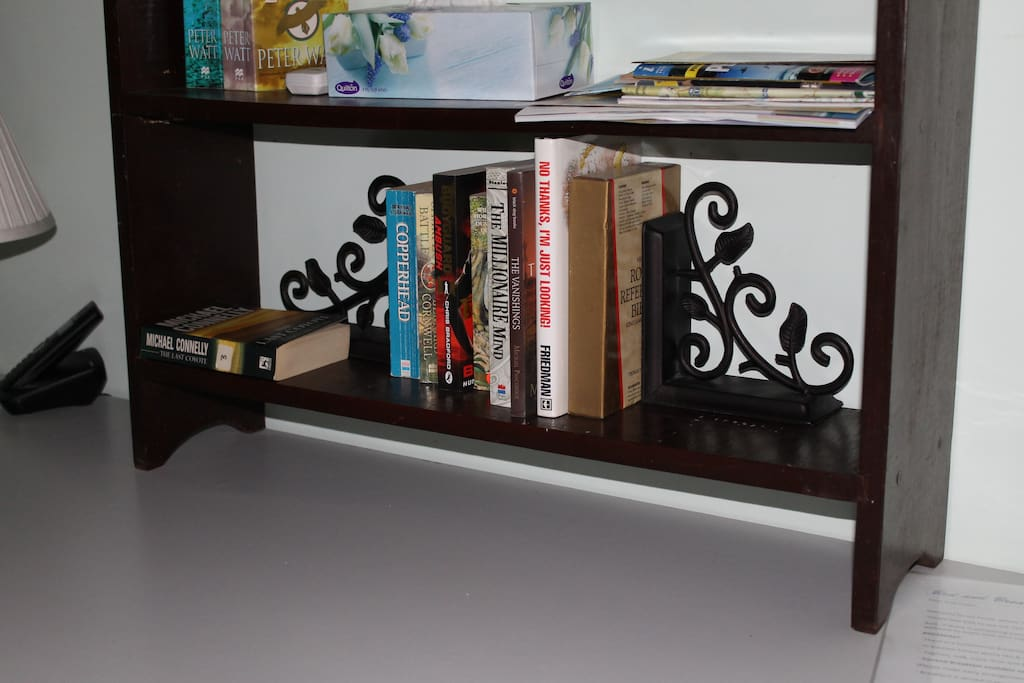 Share library in all rooms