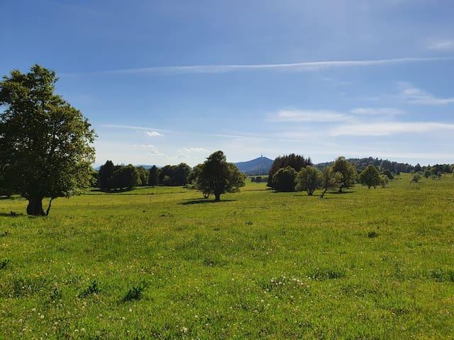 Hirtenzimmer im Berner Jura zu vermieten