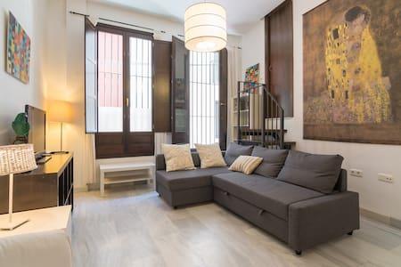 Malaga City Centre Apartment - Málaga - Apartament