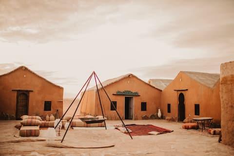 Campamento Tawarigit un lugar donde desconertar